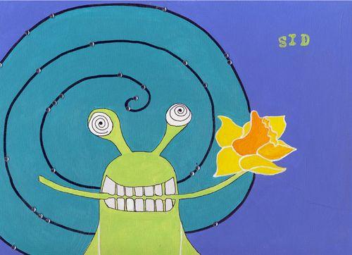Sid_snail