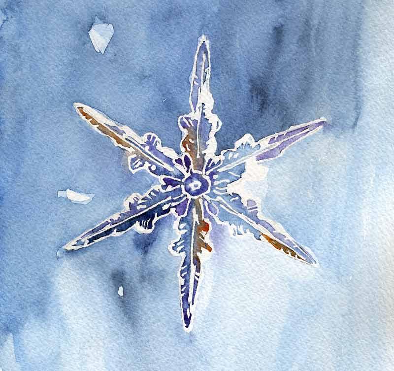 Snowflakelight