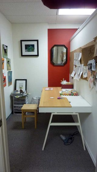 Studio-collage-room